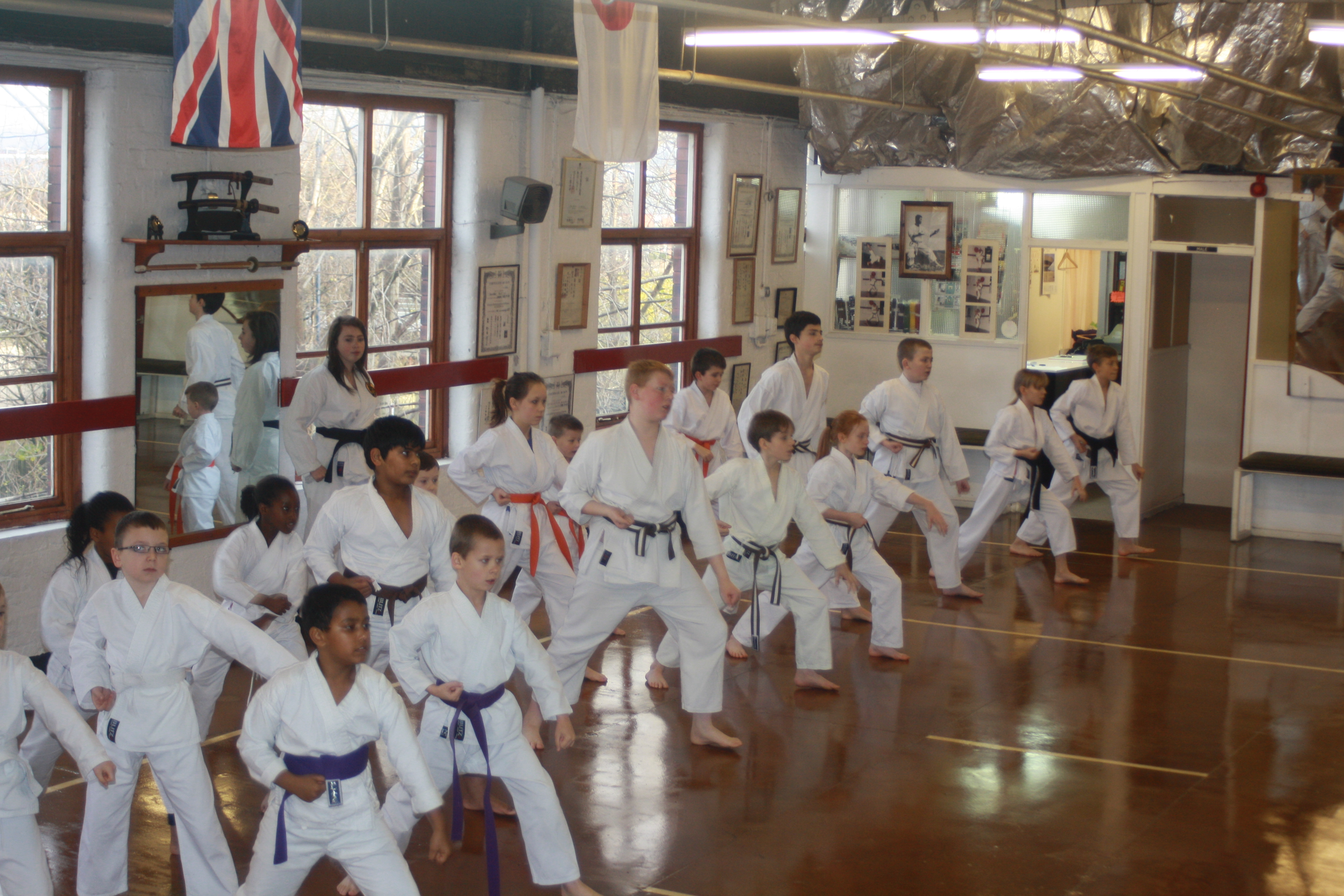 Denton Shotokan Karate Club